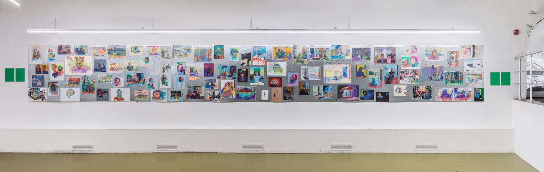 Выставка с таким названием уже существует, 2020. XL Gallery, Москва. Фото: Анастасия Соболева